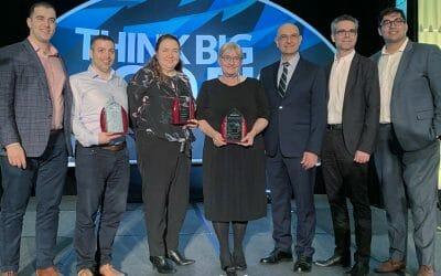 Maya HTT wins 2018 Simcenter partner award